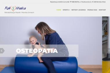 SPECJALISTYCZNY GABINET REHABILITACJI I MASAŻU REH-MEDICA - Masaż Reńska Wieś
