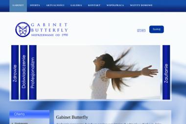 Gabinet Rehabilitacji Butterfly. Krystyna Bujakowska - Fizjoterapeuta Kraków