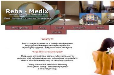Reha-Medix. Masaż, krioterapia - Masaż Czekoladą Opole