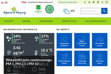 Gminny Ośrodek Pomocy Społecznej w Rejowcu - Pomoc domowa Rejowiec