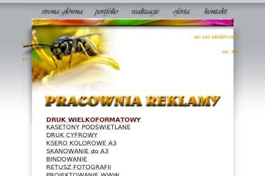 Pracownia Reklamy i Grafiki Art-Dekor. Olga Cegielska - Drukowanie Krzepice