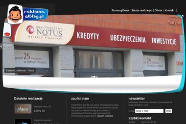 Reklama.elblag.pl. Oklejanie aut, reklama na pojazdach - Przyciemnianie Szyb Elbląg