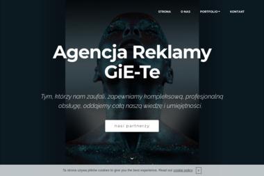 Agencja Reklamy Gie Te Elżbieta Telichowska - Kampanie Reklamowe Jarosław