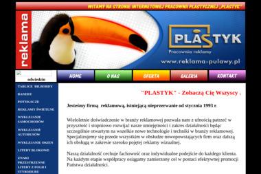 Pracownia Plastyczna Plastyk Zbigniew Adamczyk - Usługi Poligraficzne Puławy