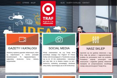Agencja Reklamowa TRAF - Ulotki Prószków