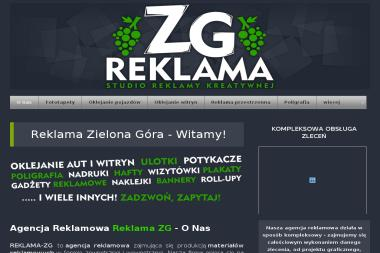 Reklama ZG - Drukarnia Zielona Góra