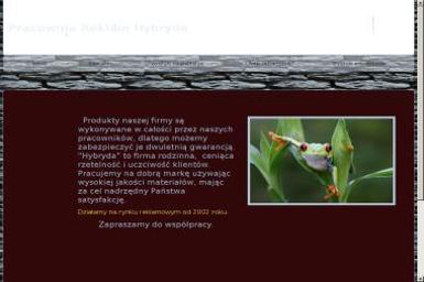 Hybryda - Wizytówki Piotrków Trybunalski