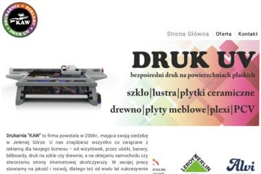 Studio Reklam KAW - Druk Wielkoformatowy Jelenia Góra