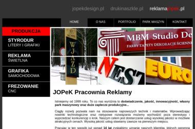 Jopek Pracownia Reklamy Tomasz Michalski - Drukarnia Grudziądz