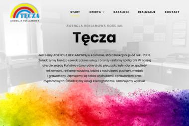 Agencja Reklamowa TĘCZA Dariusz Borowski - Ulotki Reklamowe Kościan