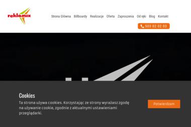 Agencja Reklamowa Reklamix - Kampanie Marketingowe Człekówka