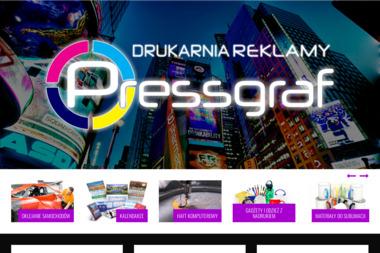 DRUKARNIA-REKLAMY PRESSGRAF - Agencja Reklamowa Piekoszów