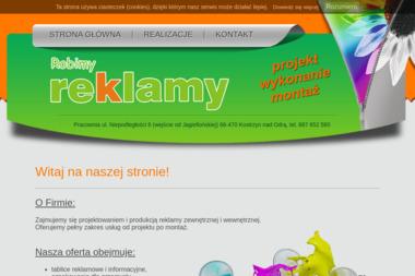 Pracownia Reklamy (wejście od Jagiellońskiej) - Usługi Poligraficzne Kostrzyn Nad Odrą