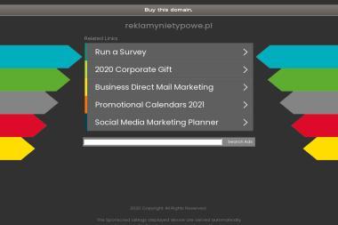 ReklamyNietypowe. Wypożyczalnia reklam, usługi reklamowe - Pozyskiwanie Klientów Lesznowola