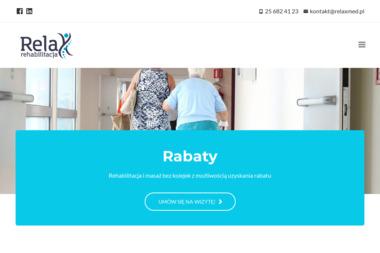 Centrum medyczno-rehabilitacyjne Relax - Masaż Dla Kobiet w Ciąży Garwolin