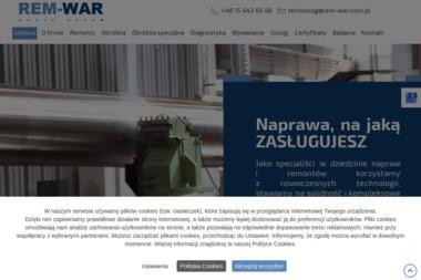 Rem War Sp. z o.o. - Murowanie ścian Stalowa Wola