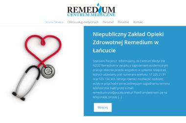 NZOZ Remedium - Psycholog Łańcut