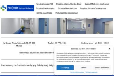 REM|MED - Rehabilitacja Kręgosłupa Mielec