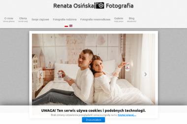 Renata Osińska Fotografia - Sesje zdjęciowe Buczkowice