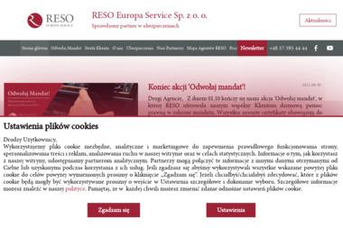 RESO Europa Service Sp. z o.o. - Ubezpieczenia dla Firm Suwałki