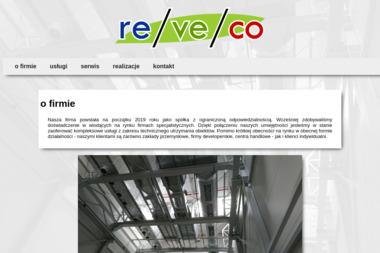 Reveco Sp. z o.o. - Maszyny budowlane Wrocław