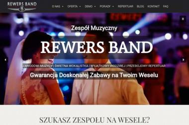 Zespó艂 na wesele Rewers Band - Zespó艂 muzyczny Styrzyniec