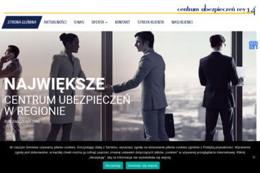 Centrum Ubezpieczeń Rey14 - Ubezpieczenie firmy Sosnowiec