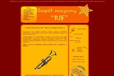 Zespół Rif Wesele - Zespół muzyczny Poznań
