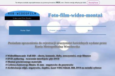Rob Jacek Gwizdała Foto-Film-Wideo-Montaż - Kamerzysta Kotowice