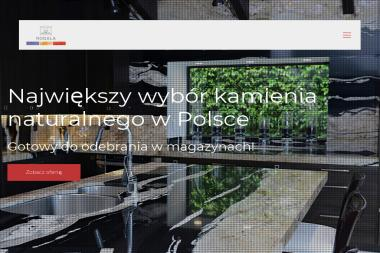 Rogala (filia Pińczów) Zakład Obróbki Kamienia Budowlanego - Skład budowlany Pińczów