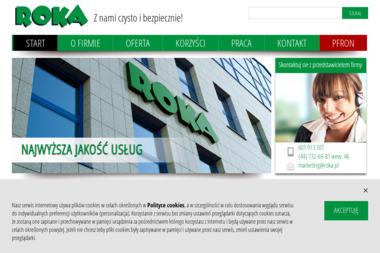 PU Roka Oddział Region Wschodni - Agencja ochrony Lublin
