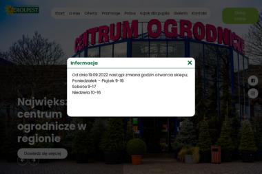 Centrum Ogrodnicze ROL-PEST Sp. z o.o. - Tartak Żołędowo