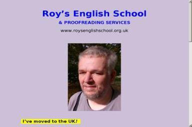 Roy Haworth Roy'S English School - Nauczyciele angielskiego Tarnobrzeg