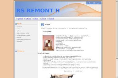 RS-Remont - Schody Trzcinka