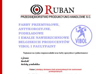 PPH Ruban Sp. z o.o. - Materiały Budowlane Kalisz