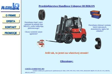 PHU Rubikon Marek Zygan - Wózki widłowe Gliwice