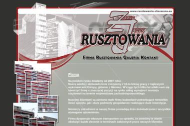 Żabko Jacek Rusztowania - Wypożyczalnia Sprzętu Budowlanego Choszczno
