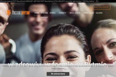 Ośrodek Rekreacji Ruchowej RYTM - Trener personalny Łódź