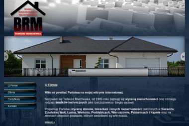 Biuro Rzeczoznawcy Majątkowego Tadeusz Marchewka - Agencja nieruchomości Sieradz