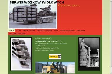 Serwis Wózków Widłowych - Wózki widłowe Stalowa Wola