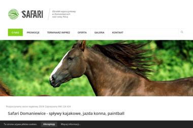 Safari Ośrodek Wypoczynkowy - Trener Osobisty Nowe Miasto nad Pilicą
