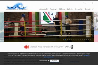 Klub Karate Shinkyokushin SAIHA - Joga Mielec