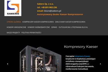 Sakers Sp. z o.o. - Maszyny Budowlane Prochowice