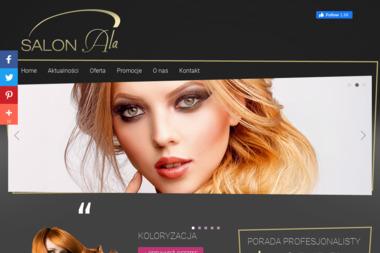 Salon fryzjersko kosmetyczny ALA - Makijaż Studniówkowy Mińsk Mazowiecki