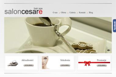 Salon Fryzjerski Cesare - Salon kosmetyczny Wrocław