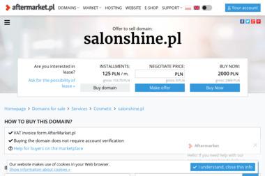 Salon Fryzjerski Shine - Stylista Olsztyn