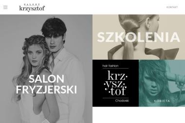 Salon Krzysztof - Fryzjer Warszawa