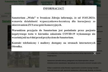 Sanatorium Wisła Margot - Wellness Iwonicz-Zdrój