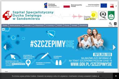 Samodzielny Publiczny Zespół Zakładów Opieki Zdrowotnej Szpital w Sandomierzu - Psycholog Sandomierz