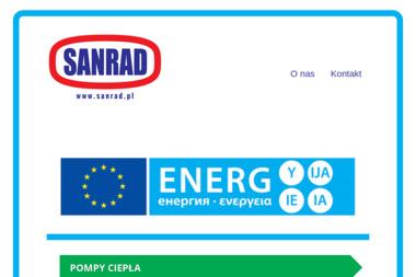 SANRAD - Serwis Systemów Grzewczych Radom